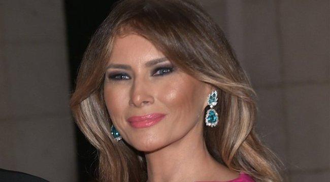 Egyre népszerűbb Melanie Trump