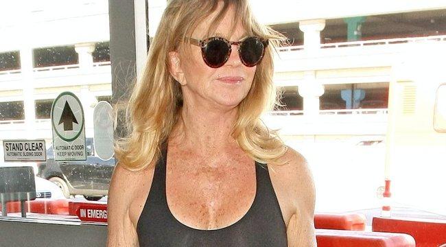 Sose megy férjhez Goldie Hawn