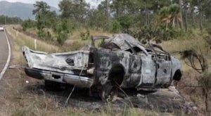 Nyoma veszett a Belize-ben megölt pár autójának