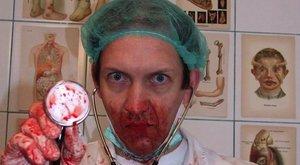 Horrormánia: Szabolcs kannából csinált Hannibal Lecter-maszkot – képek