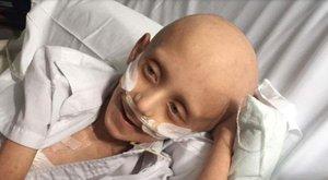 7 éves rákos fiú: Anya tud vigyázni rám, amikor a mennyországban leszek!