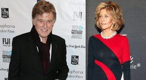 Hoppá! Jane Fonda szerelmes Robert Redfordba
