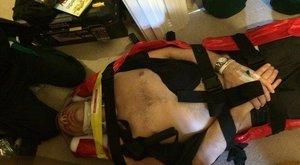 Borzalmas: 160 milliósálomháza miatt került kórházba a férfi