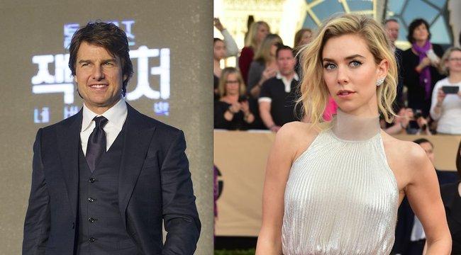 Apja lehetne új szerelmének Tom Cruise