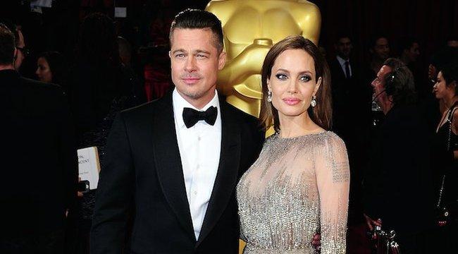 Hoppá! Szóba állt Jolie és Pitt
