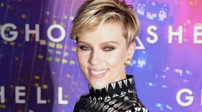 Scarlett Johansson mindent megtesz, hogy jó példát mutasson kislányának