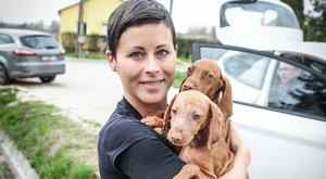 Tornóczky Anita lesz a magyar kutyadoki