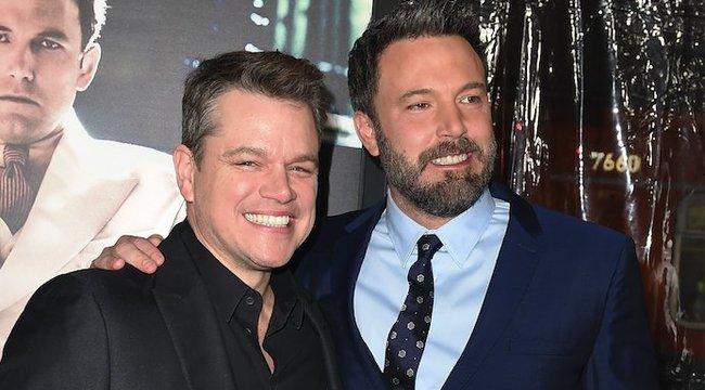 Egy tinilány rendkívül megható története motiválta Matt Damont