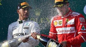 Hamilton: Nem blöfföltem, a Ferrari a leggyorsabb