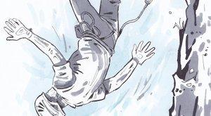 Nincs magyarázat a magyar hegymászó halálára –40 méterről zuhant a mélybe