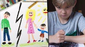 Súlyos lelki teherről árulkodhat a gyerekrajz
