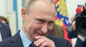 Terepszínnel álcázzák Putyin új limuzinját