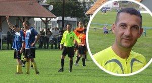 Befejezi a roma játékvezető: Elegem lett a rasszizmusból