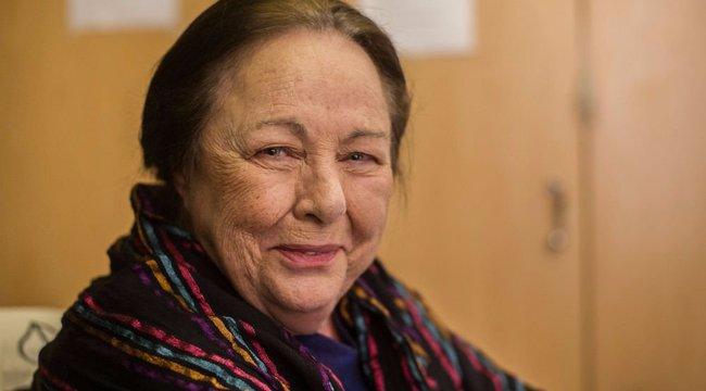 Csomós Maria Nemzet Színésze lett: Megállt a szívem - interjú