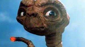 Spielberg végre lerántotta a leplet az E.T.-Harrison Ford titokról