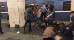 Szentpétervári metrórobbantás: eddig 11 halottról tudnak a hatóságok