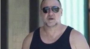 Durván elhízott Russel Crowe
