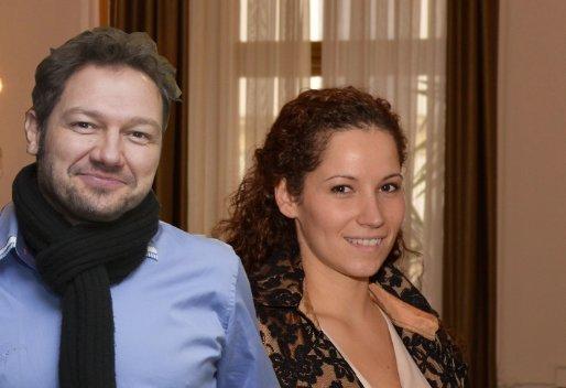 Gólyahír: Vágó Bernadett gyermeket vár Miller Zoltántól