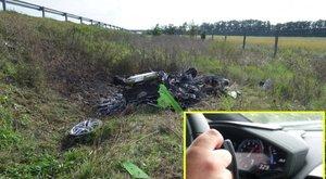 Lamborghini-baleset:felfüggesztettel megúszta a sofőr