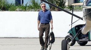 Hiába okozott majdnem balesetet, tovább repülhet Harrison Ford
