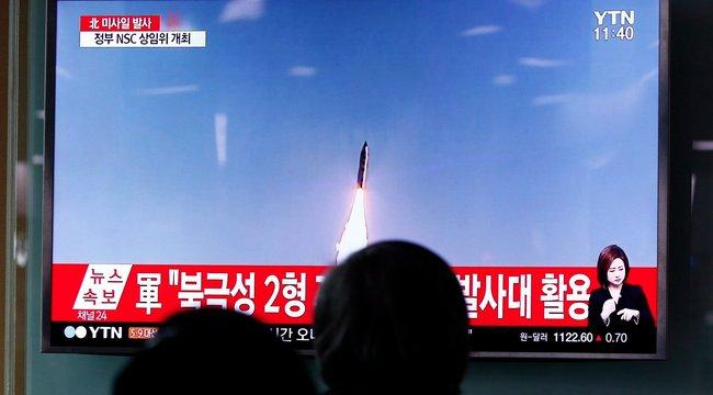 Tovább provokál Észak-Korea