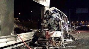 Folyamatosan fenyegetik a veronai buszbalesetben meghalt gyerekek szüleit