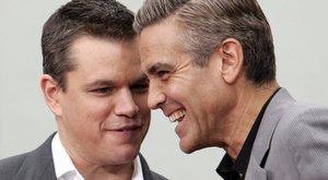 Ha akarná se fogdoshatja George Clooney Matt Damont