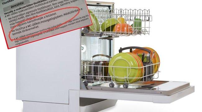 Hülyének néznek minket a mosogatógépgyártók vagy valami más áll a háttérben?