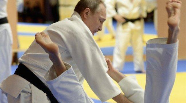 Putyin Pesten nézi a dzsúdó-vb-t?