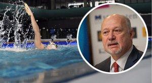 Bienerth: Minden rendbenaz úszásban - interjú