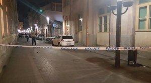Vita hevében dördült lövésa Kazinczy utcában - fotók