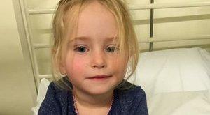 Egyél, amennyit bírsz: két éve szalmonellás a négyéves kislány