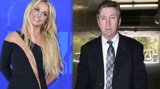 A 35 éves Britney Spears még mindig képtelen ügyelni vagyonára