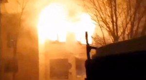 Holttestet találtak egy leégett szentesi épületben