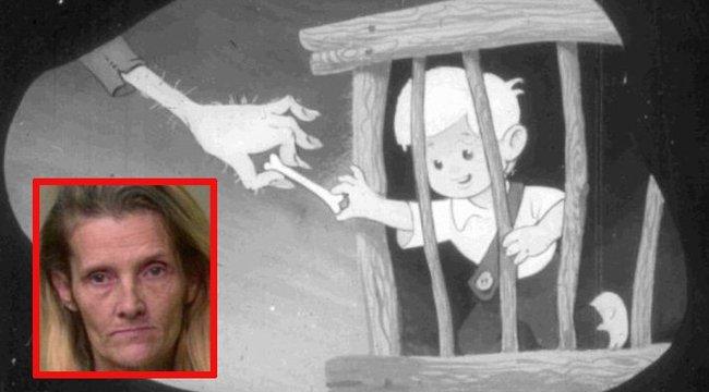 Boszorkánynak öltözve kínzott gyerekeket a lelketlen nagymama