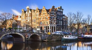 Fiatal? Akkor Ön szerint is Amszterdam a legklasszabb város