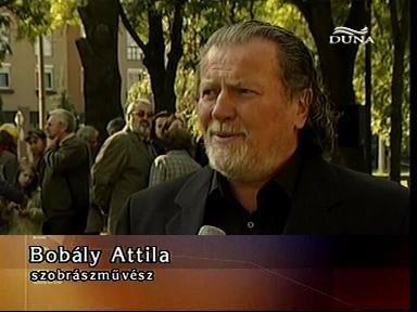 Elhunyt Bobály Attila szobrászművész