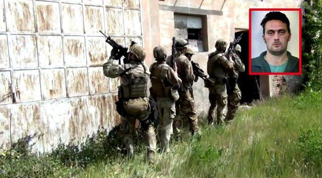 1000 rendőr hajszolja a sorozatgyilkos Fehér Norbertet