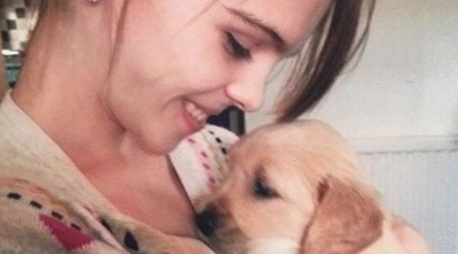 """""""Harcoltam, de legyőzött"""" - a kutyájának írt búcsúlevelet az anorexiás kislány"""