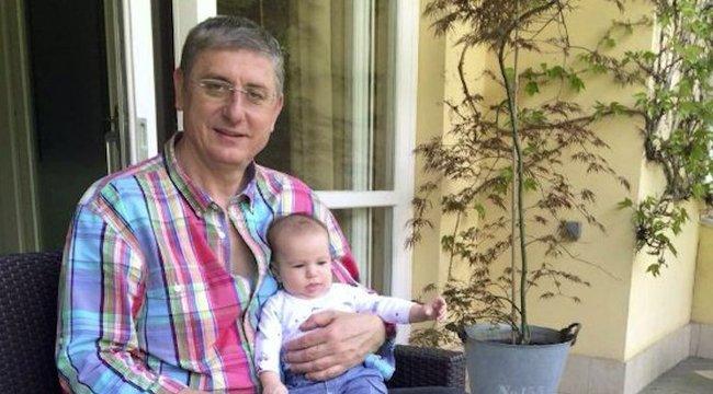 A homlokrakodót is felismeri Gyurcsány Ferenc kétéves fia