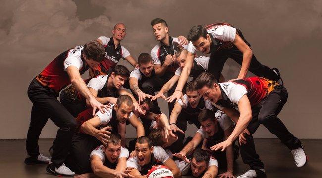 Öt Guinness-rekordrabüszke a magyar csapat