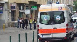 Bréking: pizzafutárok üldözték a Retek utcai ékszerrablót – FRISSÍTVE