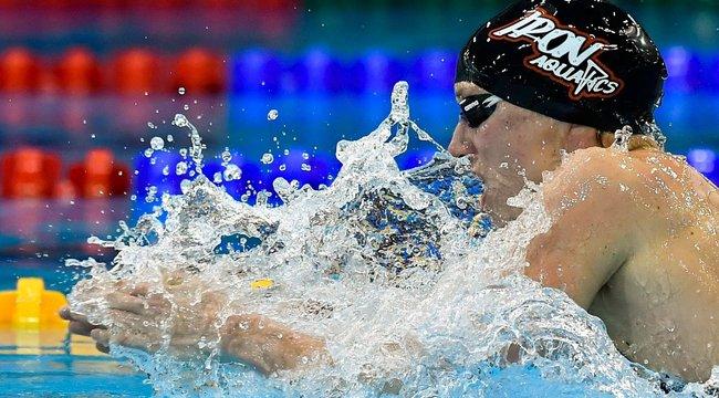 Botrány! Hosszú Katinka férjének üvöltözése szakította félbe az úszóbajnokságot