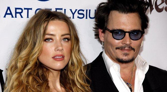 Johnny Depp exneje megmutatta új pasiját – fotó
