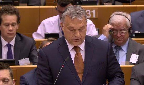 Orbán szerint a magyar kormány Európa-párti