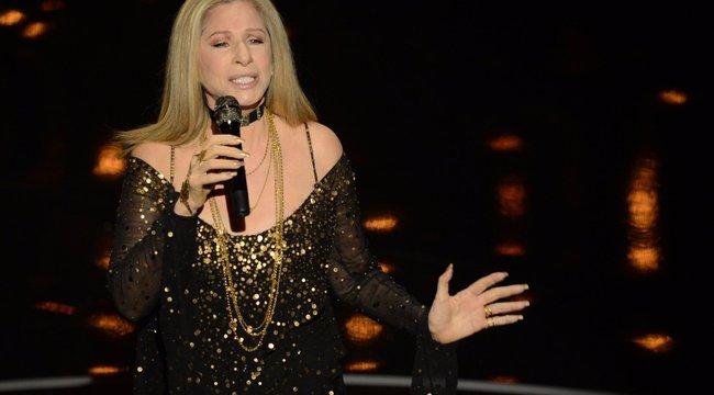 Barbra Streisand nőt akar