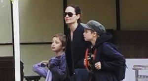Visszament a múltba Angelina Jolie