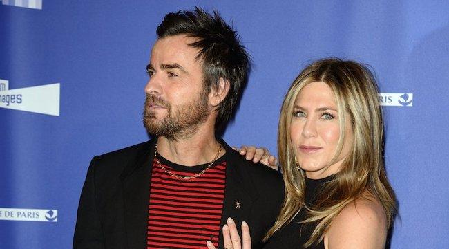 Jennifer Aniston férjének véres a hobbija