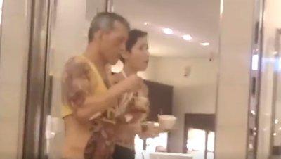 Letiltották, de nálunk megnézheti a thaiföldi király haspólós videóját