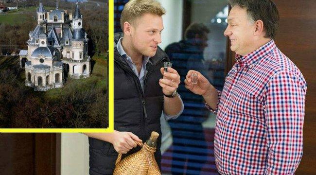 Még a helyiek előtt is titkolják, mi lesz az Orbán vejéhez köthető turai kastélyból
